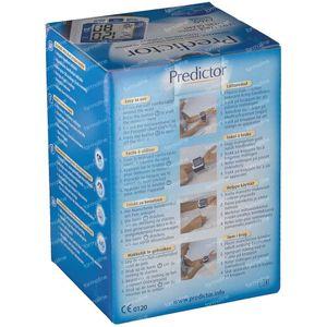 Predictor-sphygmomanometer for the wrist 1 item
