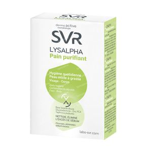Lysalpha Wash Piece Dermato Average Skin 100 g