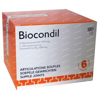 Biocondil 180 sachets