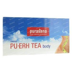 Pu Erh Tea 96 St Bustine