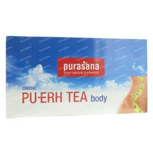 Pu Erh Tea 96 pezzi sacchetti