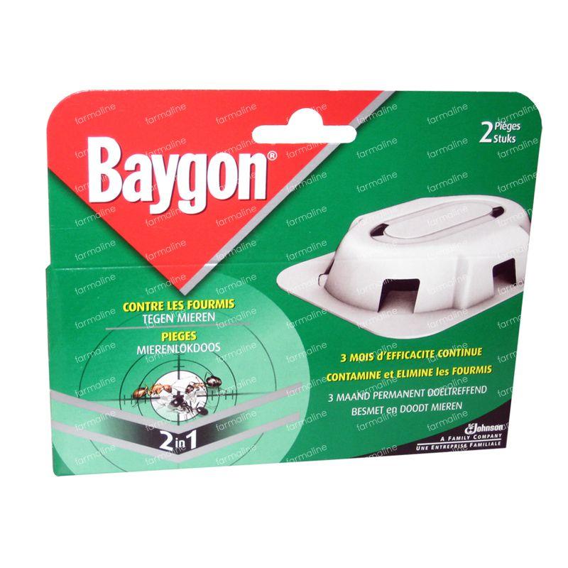 Baygon vert anti fourmis 2 pi ces vente en ligne - Piege a fourmis ...
