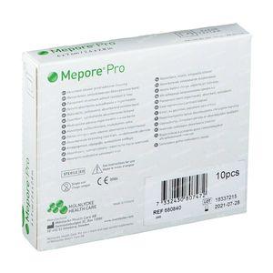Mepore Pro Pansement Steril 6 x 7cm 10 pièces