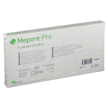 Mepore Pro Ster Adh 9X20 681140 10 st