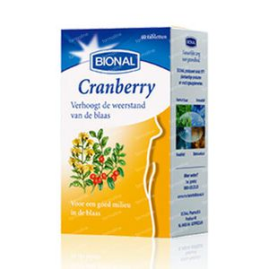 Bional Cranberry Extra 40 St comprimidos