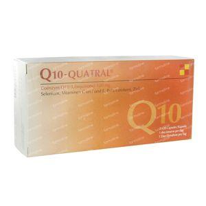 Q10-Quatral 56 capsules