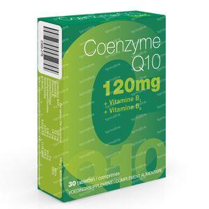 Coenzyme Q10 120mg 30 comprimés