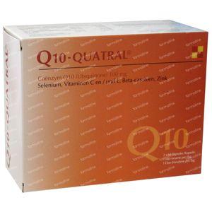 Q10-Quatral 168 cápsulas