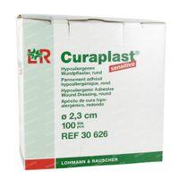 Curaplast Sensitive Dispenser 2.3cm 30626 100 st