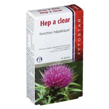 Fytostar Hep A Clear 40 capsules