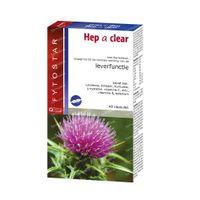 Hepa clear detox leverkuur 40  capsules