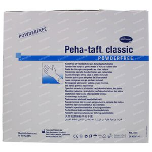 Peha-haft Taft Classic PF Glove Surgical Nr 6.5 50 st