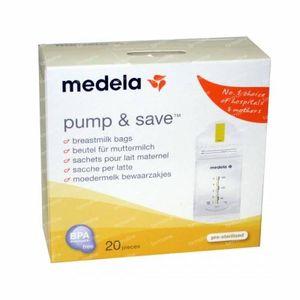 Medela Bags For Mother's Milk 150ml 20 ml
