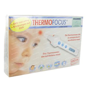 Thermofocus Thermometer 1 St