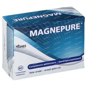 MagnePure 60 comprimés
