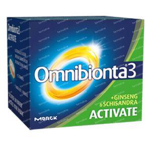 Omnibionta 3 Activate 30 comprimidos