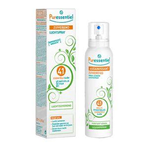 Puressentiel Assainissant Spray Aérien 41 Huiles Essentielles 200 ml spray