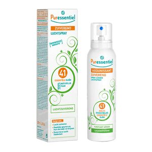Puressentiel Spray Per L'Aria Ai 41 Oli Essenziali 200 ml Spray