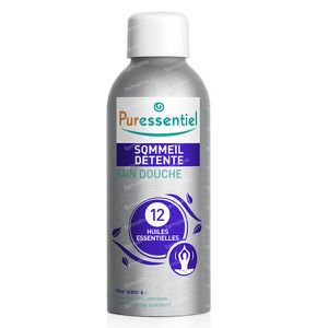 Puressentiel Sleep Relaxed Bath 12 Essential Oil 100 ml