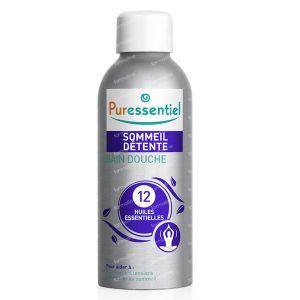 Puressentiel Sommeil Détente Bain-Douche 12 Huiles Essentielles 100 ml
