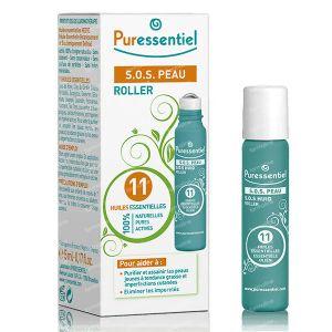 Puressentiel SOS Skin 11 Essential Oil 5 ml Rullo