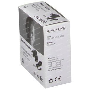 Microlife Adapteur Tensiomètre 1 pièce