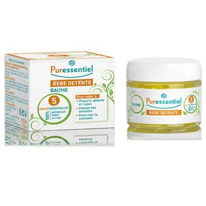 Puressentiel BB Relaxed 5 Essential Oil 50 ml bálsamo