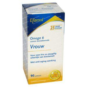 Efamol Vrouw 90 capsules