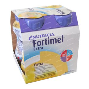 Fortimel Extra Vanille 800 ml