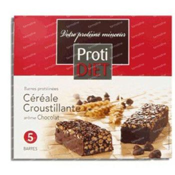 Protidiet Barre Chocolat Supreme* 5 pièces