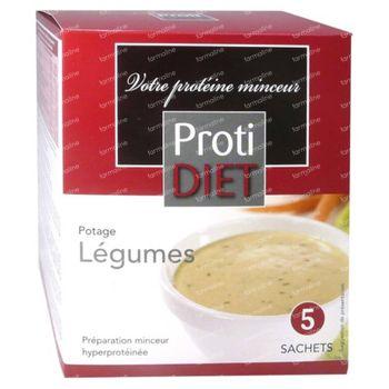 Protidiet Crème Légumes Poudre 5 sachet
