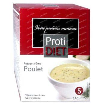 Protidiet Poulet Crème 5 sachet
