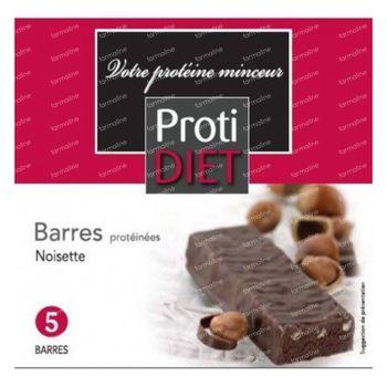 Protidiet Barre Noisette 5 pièces