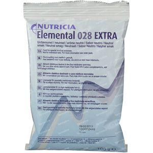 Nutricia Elemental 028 Extra Neutral Tasche 10x100 g