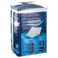 Attends Cover Dry Super Alèse 60x60 cm 50 st
