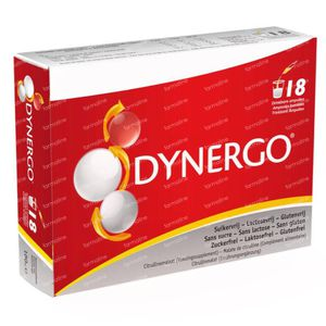 Dynergo 18 ampoules