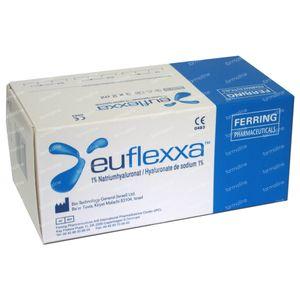 Euflexxa Voorgevulde Glazen Wegwerpspuit* 6 ml