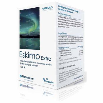 Eskimo Extra 50 gélules souples
