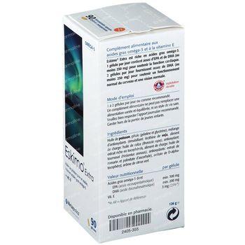 Eskimo Extra 90 gélules souples