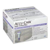 Accu-Chek Accu-Chek Safe T Pro Plus Usage unique 200 st