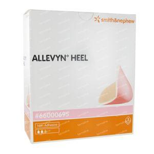 Allevyn Heel 3 unidades