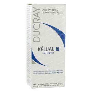 Ducray Kelual P Body Gel 30 ml