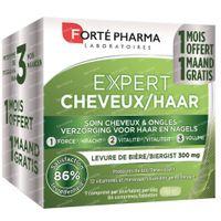 Forté Pharma Expert Haar 2+1 Maand GRATIS 56+28  tabletten