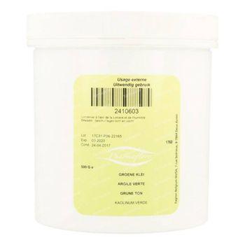 Argile Verte Pulverisee 500 g
