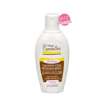 Roge Cavailles Gel Toilet Intime Active Protection 500 ml