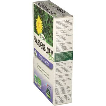 Biotechnie Bio Paardebloem  20 x 10 ml ampoules