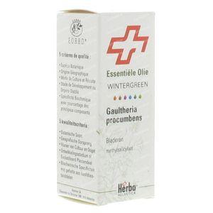 Herba Helvetica Wintergroen Essentiële Olie 10 ml