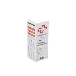 Niaouli Virid. Feuillages Branches Herba Helv. Huile Ess 10 ml