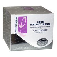 Longiderm Crème Restructurante 50 ml crème