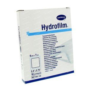 Hartmann Hydrofilm 6 x 7cm 685755 10 stuks
